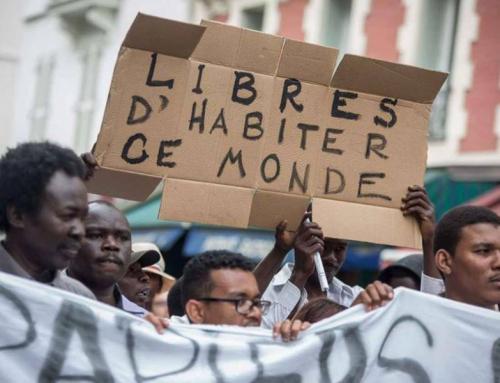 Tous dans la rue le 13 juin pour les droits des jeunes étrangers !
