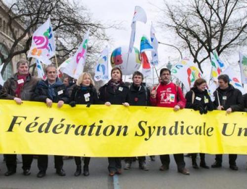 Tous en grève le 19 mars !