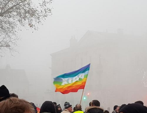 Communiqué national FSU : halte à la répression !